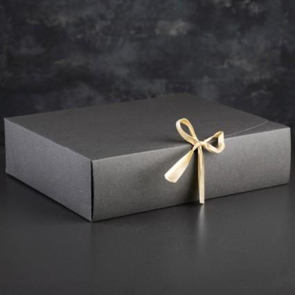 №23 Печенье с предсказаниями, черная коробка, 50 шт.