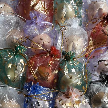 №11 Печенье с предсказаниями, мешочек микс