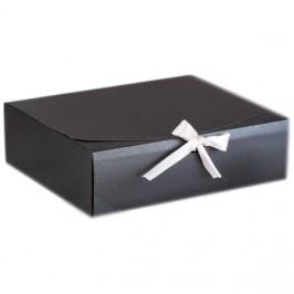 №20 Печенье с предсказаниями, черная коробка, 25 шт.