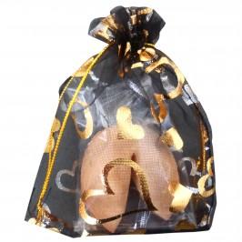 №04 Печенье с предсказаниями, черный мешочек