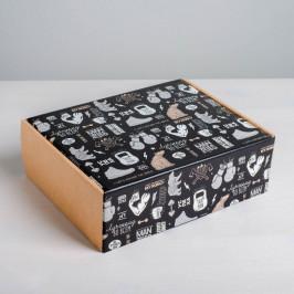 №11 Печенье с предсказаниями, 50 шт. в коробке Брутальность