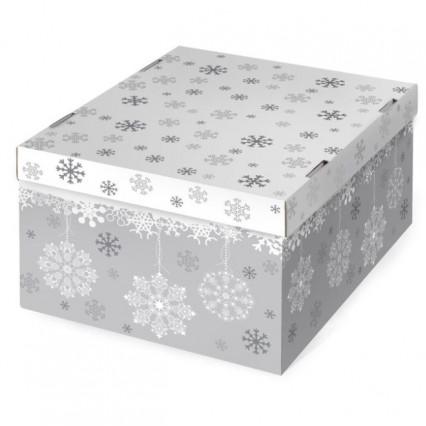 №14 Печенье с предсказаниями, 100 шт. в коробке Let it snow