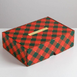 №28 Печенье с предсказаниями, 50 шт. в коробке Happy New Year