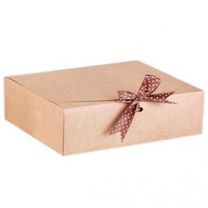 №22 Печенье с предсказаниями, коробка крафт, 25 шт.