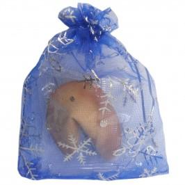 №07 Печенье с предсказаниями, синий мешочек